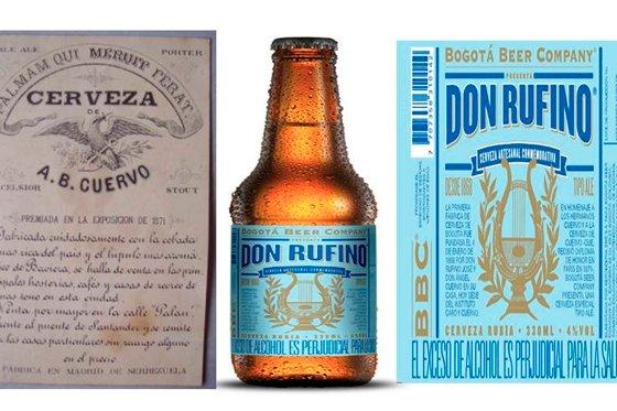 Don Rufino y su birra