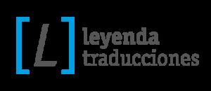 Leyenda Traducciones Logo